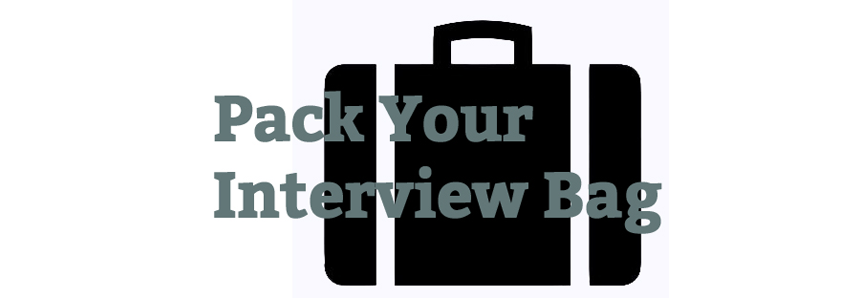 what to bring to the interview launch your job - What To Bring To A Job Interview